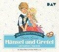 Hänsel und Gretel und weitere Märchen - Jacob Grimm, Wilhelm Grimm