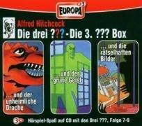 Die drei ??? Box 03. Folgen 7-9 (drei Fragezeichen). 3 CDs -