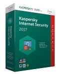 Kaspersky Internet Security 2017 3 Lizenzen (Code in a Box). Für Windows Vista/7/8/10 -