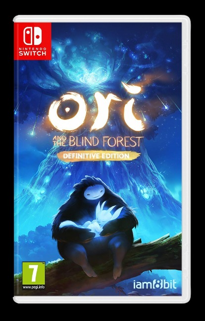 Ori and The Blind Forest Defintive Edition (Nintendo Switch) -