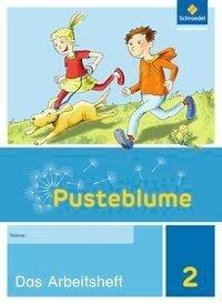 Pusteblume. Das Sachbuch 2. Arbeitsheft. Niedersachsen, Hessen, Rheinland-Pfalz und das Saarland -