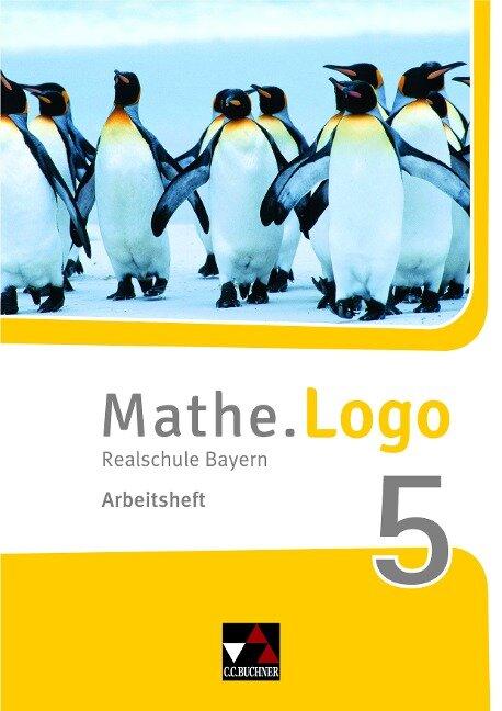 Mathe.Logo 5 Arbeitsheft Neu Realschule Bayern -