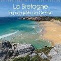 La Bretagne la presqu'île de Crozon (Calendrier mural 2017 300 × 300 mm Square) - Klaus Hoffmann