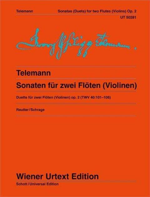 Sonaten - Georg Philipp Telemann
