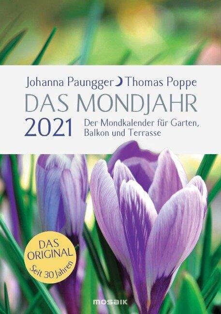 Das Mondjahr 2021 - Johanna Paungger, Thomas Poppe