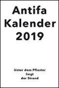 Antifaschistischer Taschenkalender 2019 -
