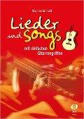Lieder & Songs mit einfachen Gitarrengriffen - Stephan Schmidt