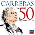 Jose Carreras - The 50 Greatest Tracks - Jose Carreras