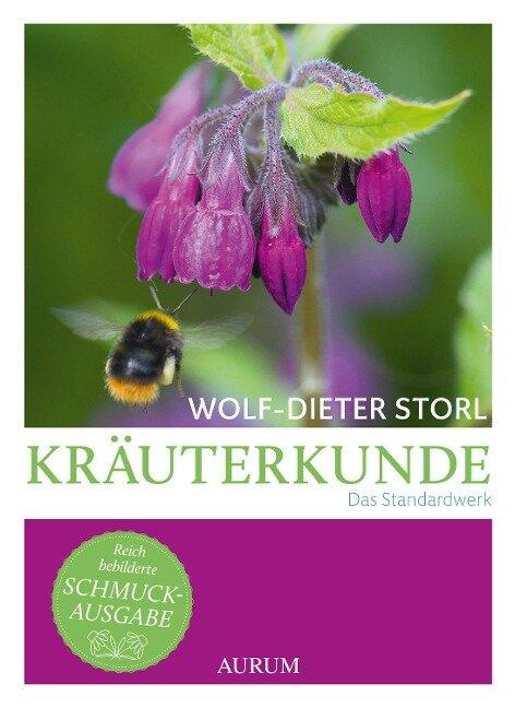 Kräuterkunde - Wolf-Dieter Storl