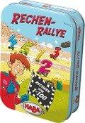 Rechen-Rallye - Wolfgang Dirscherl