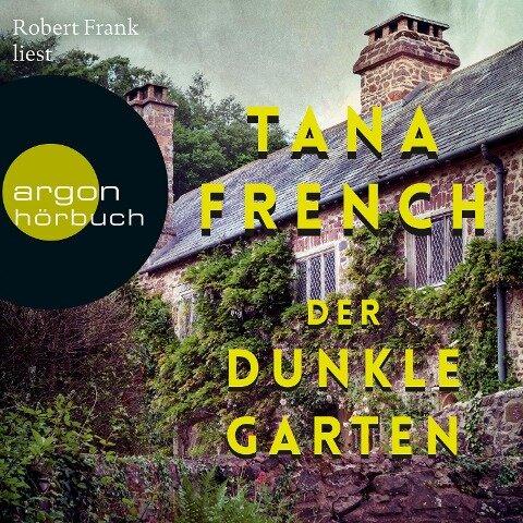 Der dunkle Garten (Gekürzte Lesung) - Tana French