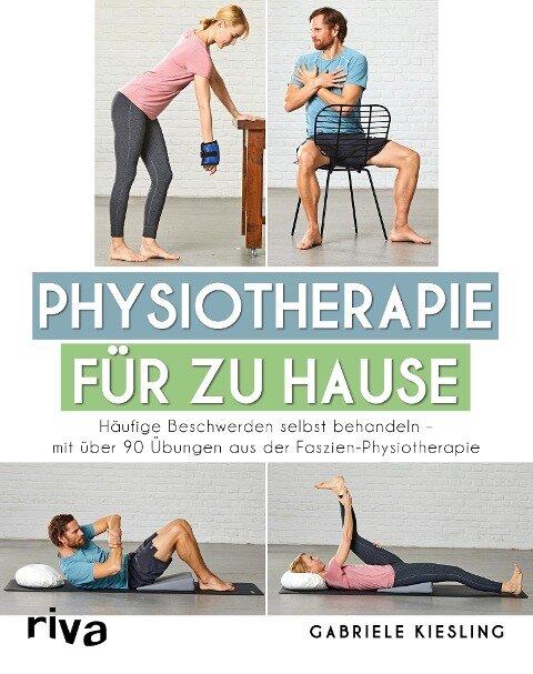 Physiotherapie für zu Hause - Gabriele Kiesling