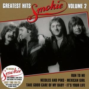 """Greatest Hits Vol.2 """"Gold"""" (New Extended Version) - Smokie"""