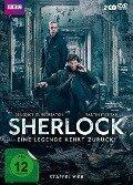 Sherlock - Staffel 4 -