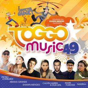 Toggo Music 49. CD -