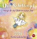 Schutzengel 2019 Postkartenkalender -