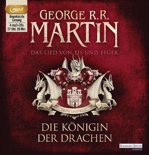 Das Lied von Eis und Feuer 06. Die Königin der Drachen - George R. R. Martin