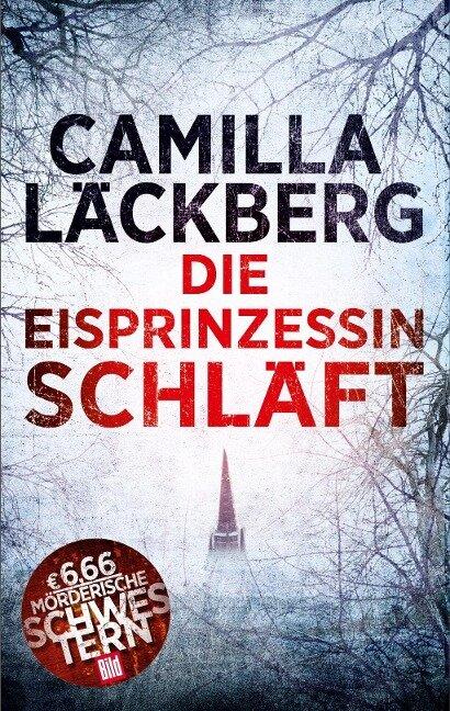 Die Eisprinzessin schläft - Camilla Läckberg