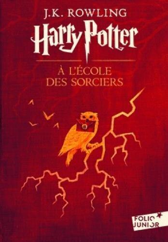 Harry Potter 1 à l'école des sorciers - Joanne K. Rowling