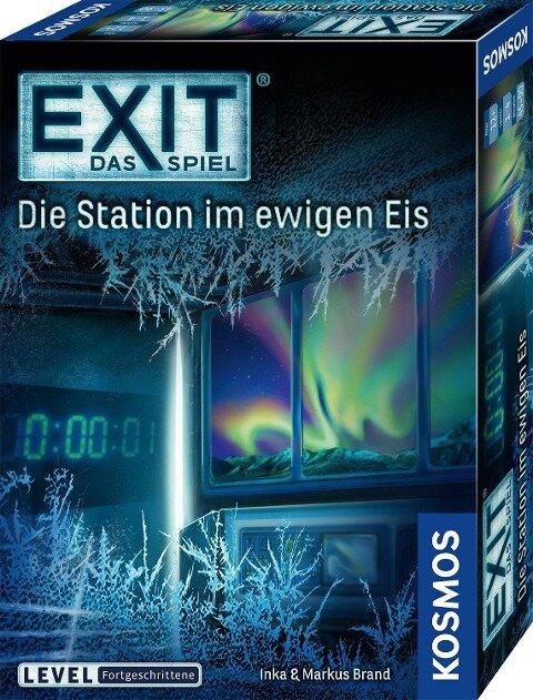 Exit - Die Station im ewigen Eis - Inka Brand, Markus Brand