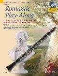 Romantic Play-Along. Klarinette -