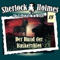 Sherlock Holmes, Die Originale, Fall 18: Der Hund der Baskervilles - Sir Arthur Conan Doyle, Sebastian Pobot