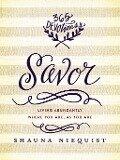 Savor - Shauna Niequist