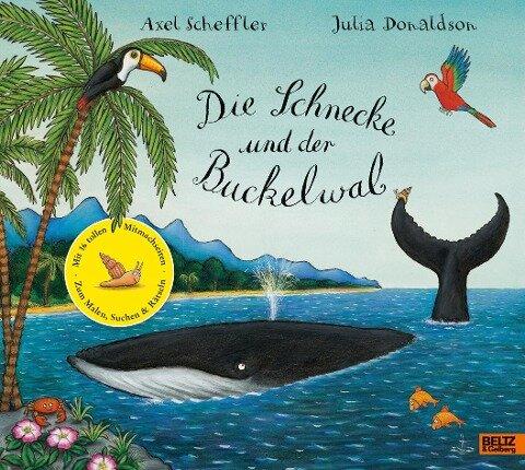 Die Schnecke und der Buckelwal.