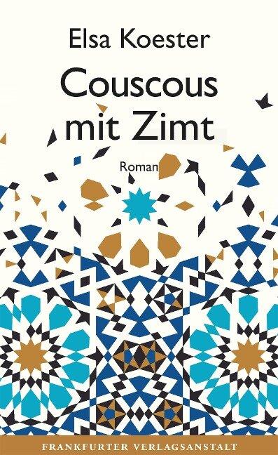 Couscous mit Zimt - Elsa Koester