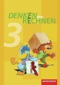 Denken und Rechnen 3. Schülerband. Hamburg, Bremen, Hessen, Niedersachsen, Nordrhein-Westfalen, Rheinland-Pfalz, Saarland und Schleswig-Holstein -