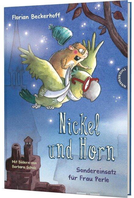 Nickel und Horn 2: Sondereinsatz für Frau Perle - Florian Beckerhoff