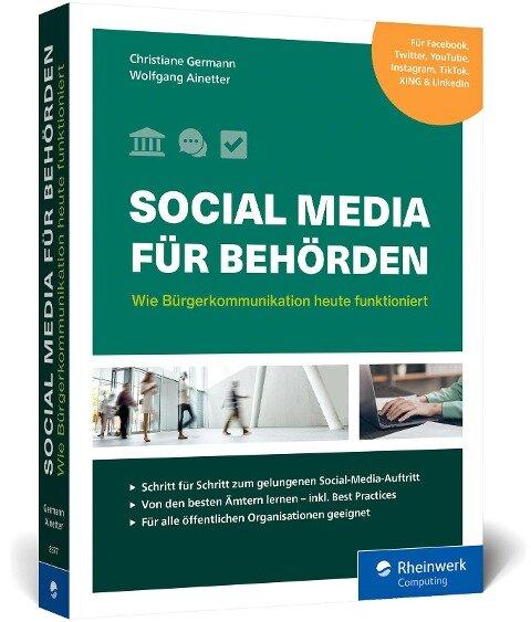 Social Media für Behörden - Christiane Germann, Wolfgang Ainetter