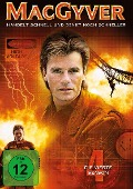 MacGyver - Season 4 (5 Discs, Multibox) -