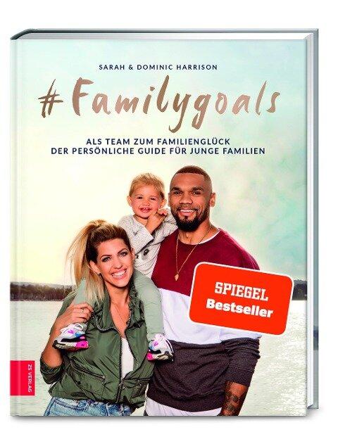 Familygoals - Sarah Harrison, Dominic Harrison