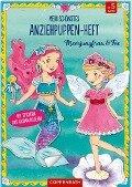 Mein schönstes Anziehpuppen-Heft: Meerjungfrau & Fee -
