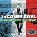 60 Plus Belles Chansons - Jacques Brel