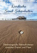 Nordische Sand-Schönheiten (Tischkalender 2017 DIN A5 hoch) - Kathleen Bergmann