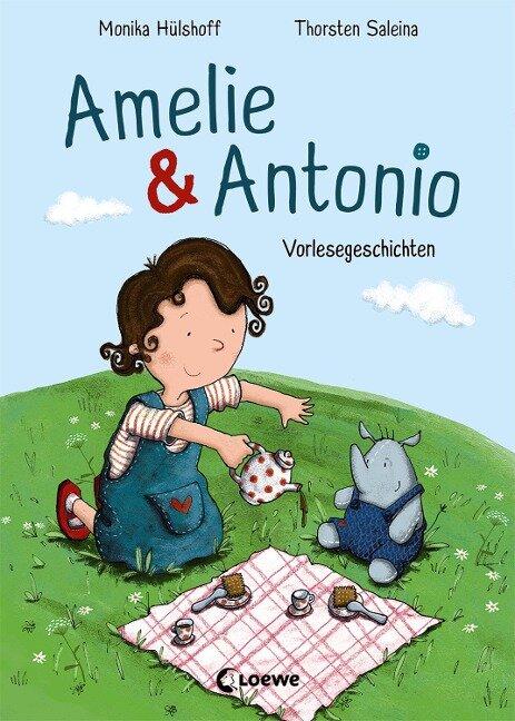 Amelie & Antonio - Monika Hülshoff