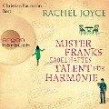 Mister Franks fabelhaftes Talent für Harmonie (Ungekürzte Lesung) - Rachel Joyce