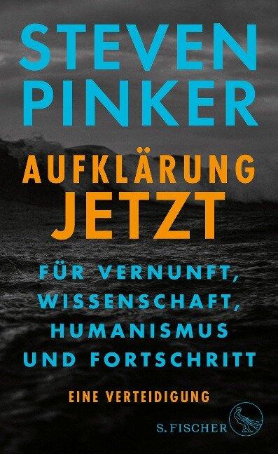 Aufklärung jetzt - Steven Pinker