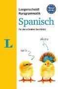 Langenscheidt Kurzgrammatik Spanisch - Buch mit Download - Leonardo Paredes Pernía