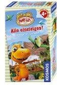 Dino-Zug - Alle einsteigen! - Inka Brand, Markus Brand