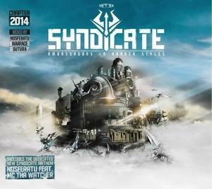 Syndicate 2014 Ambassadors In Harder Styles - Various