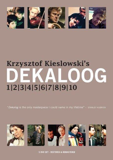 Dekaloog (5DVD) - Krzysztof Kieslowski