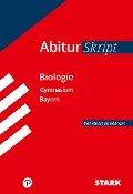 Abiturskript Bayern Biologie - Brigitte Meinhard