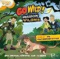 Go Wild!;(24)HSP TV-Pantherbabysitter -