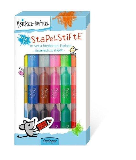 Krickel-Krakel Stapelstifte -