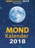 Mondkalender 2018 - Abreißkalender - Susanne Janschitz