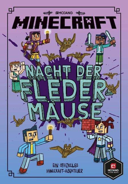 Minecraft, Nacht der Fledermäuse - Nick Eliopulos, Luke Flowers
