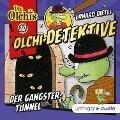 Olchi-Detektive 20 -Der Gangster-Tunnel - Erhard Dietl